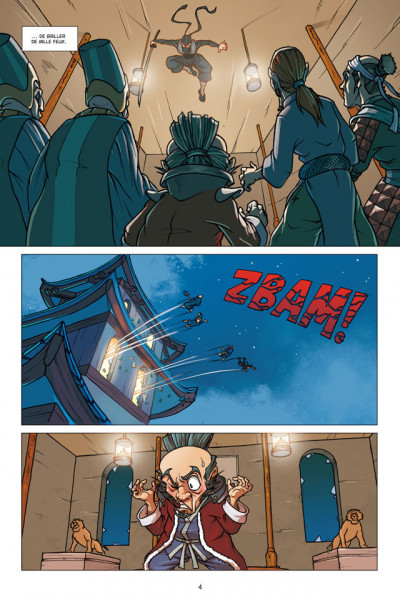 Page 2 Blind Dog Rhapsody tome 2