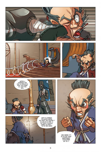 Page 4 Blind Dog Rhapsody tome 2