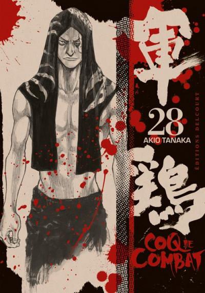 Couverture Coq de combat Tome 28