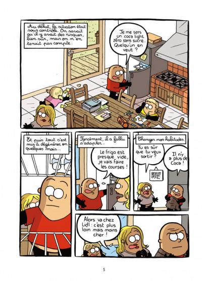 Page 1 L'actu en patates tome 3 - Tout est sous contrôle