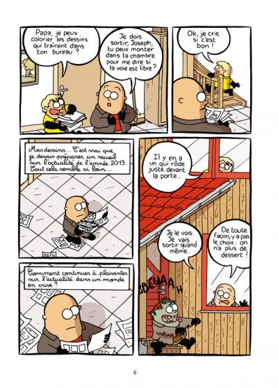 Page 2 L'actu en patates tome 3 - Tout est sous contrôle