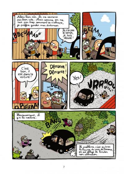 Page 3 L'actu en patates tome 3 - Tout est sous contrôle
