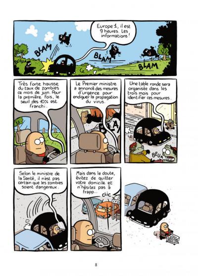 Page 4 L'actu en patates tome 3 - Tout est sous contrôle