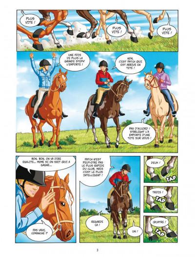 Page 1 Grand galop - intégrale tome 1 à tome 3