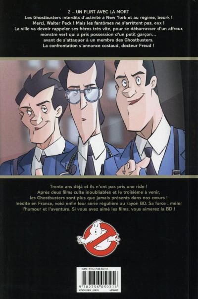 Dos Ghostbusters tome 2 - Un flirt avec la mort