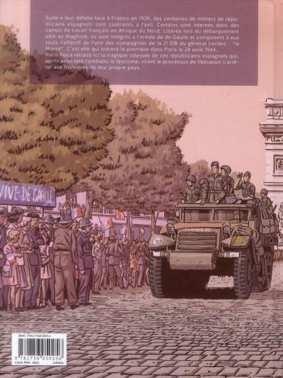 Dos La Nueve - Les Républicains espagnols qui ont libéré Paris