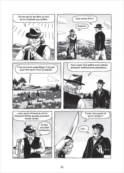 Page 3 Geronimo, mémoires d'un résistant apache