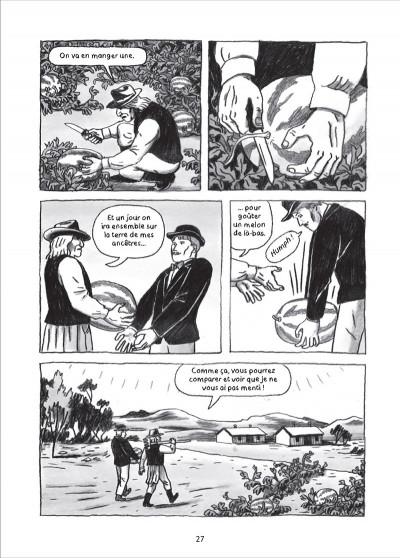 Page 4 Geronimo, mémoires d'un résistant apache