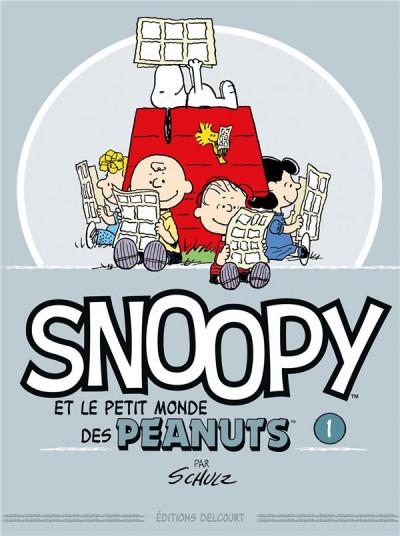 image de Snoopy et le petit monde des Peanuts tome 1