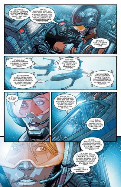 Page 2 Star Wars tome 1 - dans l'ombre de Yavin