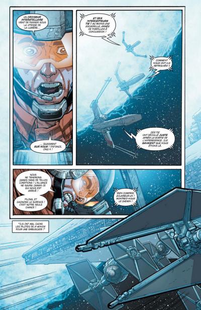 Page 4 Star Wars tome 1 - dans l'ombre de Yavin