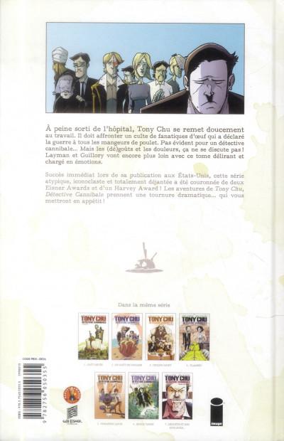 Dos Tony Chu, détective cannibale tome 7