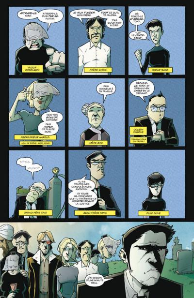 Page 1 Tony Chu, détective cannibale tome 7