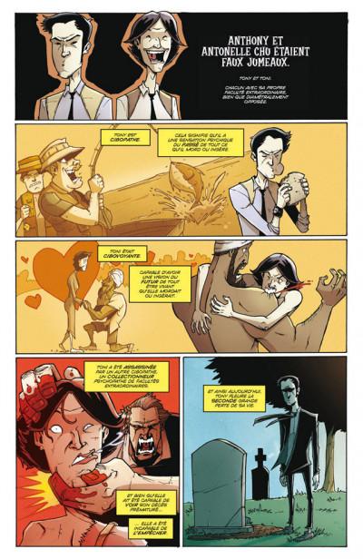 Page 2 Tony Chu, détective cannibale tome 7