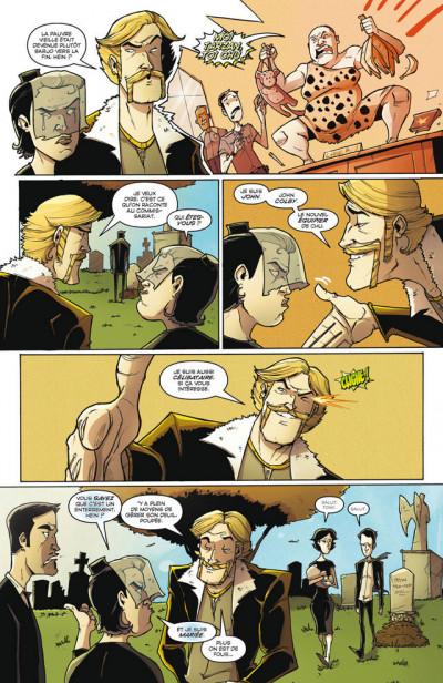 Page 4 Tony Chu, détective cannibale tome 7