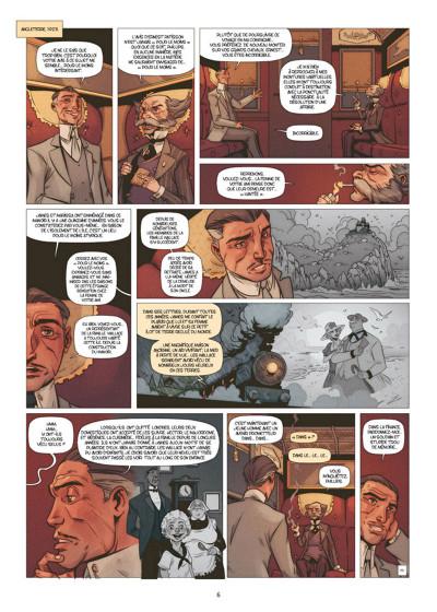 Page 2 Détectives tome 3