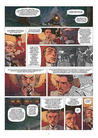 Page 3 Détectives tome 3