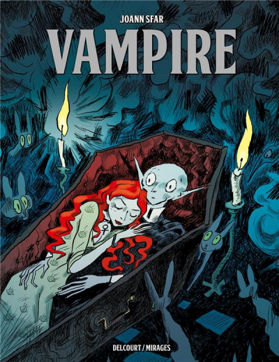 Couverture Vampire