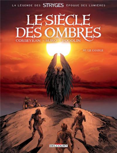 image de Le Siècle des ombres tome 6 - Le Diable