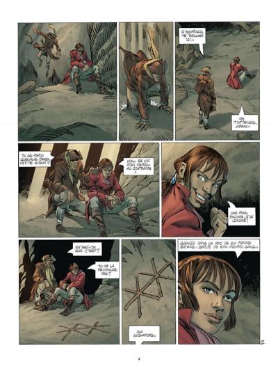 Page 2 Le Siècle des ombres tome 6 - Le Diable