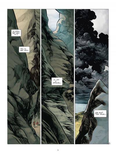 Page 3 Le Siècle des ombres tome 6 - Le Diable