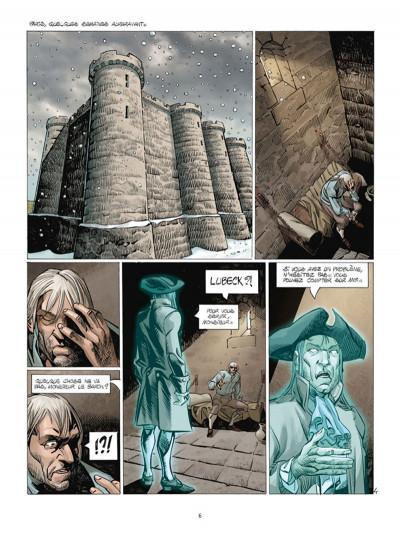 Page 4 Le Siècle des ombres tome 6 - Le Diable