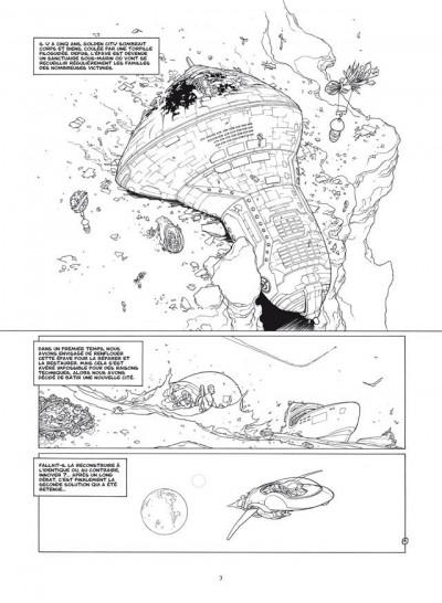 Page 1 Golden city tome 10 - édition spéciale