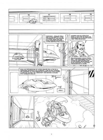Page 3 Golden city tome 10 - édition spéciale