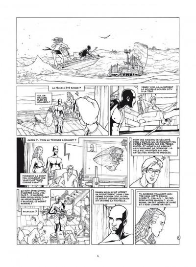 Page 4 Golden city tome 10 - édition spéciale
