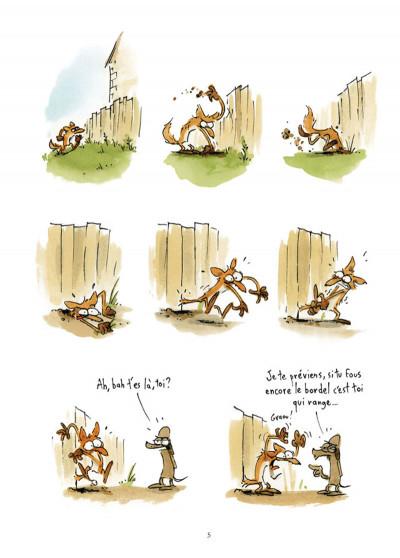 Page 3 Le grand méchant renard
