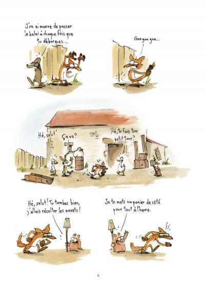 Page 4 Le grand méchant renard