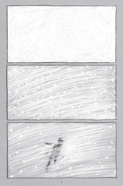 Page 1 La Mort blanche - Chronique de la der des ders