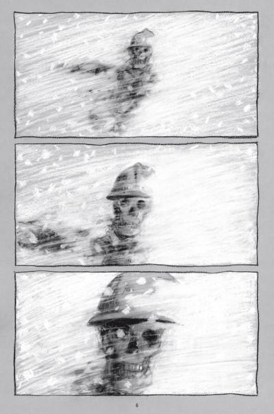 Page 2 La Mort blanche - Chronique de la der des ders