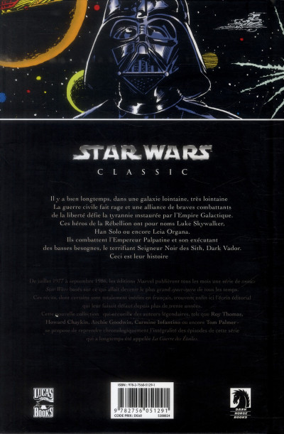 Dos Star Wars - Classic Tome 1