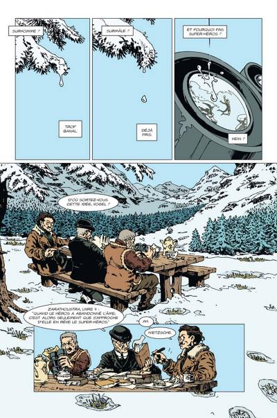 Page 1 L'Œil de la nuit tome 2 - Les Grandes Profondeurs
