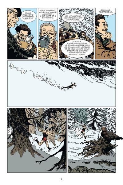Page 2 L'Œil de la nuit tome 2 - Les Grandes Profondeurs