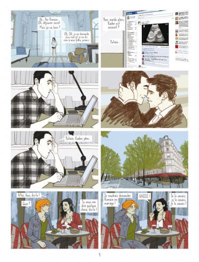 Page 3 Romain & Augustin - un mariage pour tous