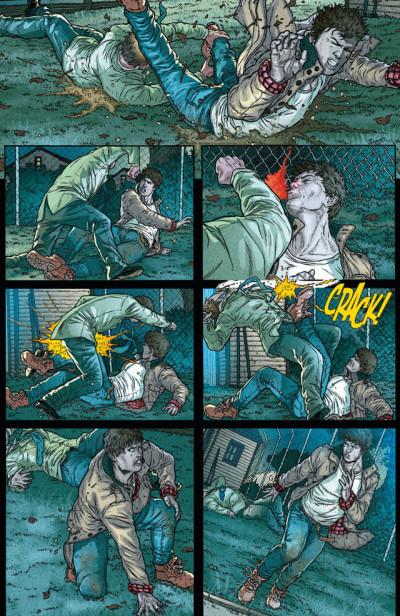 Page 2 Clone Tome 1 - Première Génération