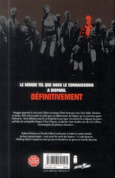 Dos Walking Dead Tome 19 - Ézéchiel