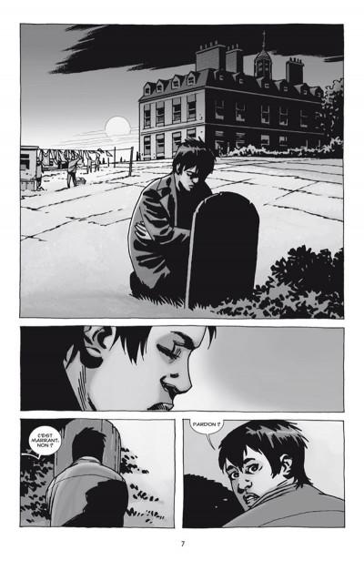 Page 1 Walking Dead Tome 19 - Ézéchiel