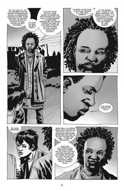 Page 2 Walking Dead Tome 19 - Ézéchiel