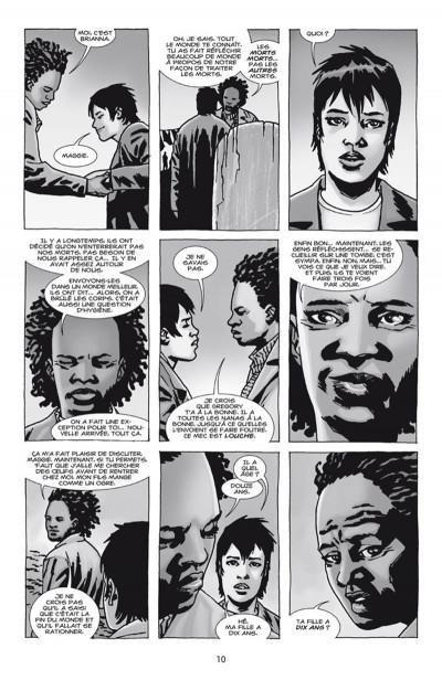 Page 4 Walking Dead Tome 19 - Ézéchiel