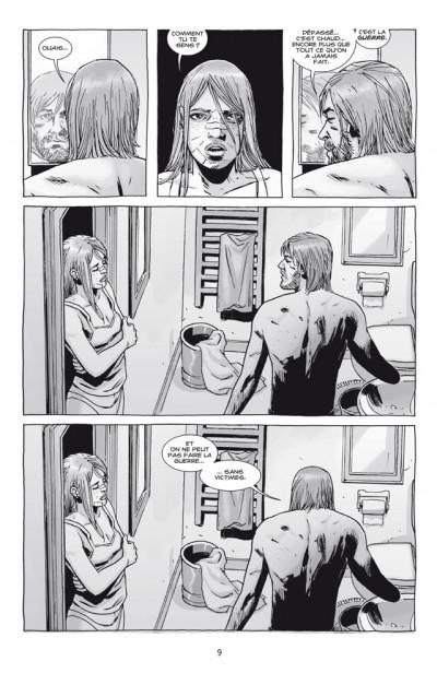 Page 3 Walking Dead tome 20 - Sur le sentier de la guerre