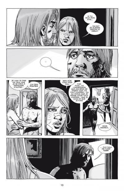 Page 4 Walking Dead tome 20 - Sur le sentier de la guerre