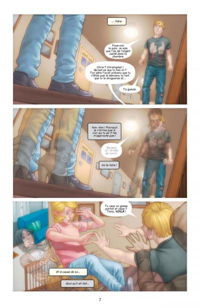 Page 3 Temps morts Tome 2 - Si seulement tu étais là...