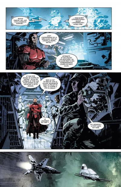 Page 2 Star Wars Legacy - Saison II Tome 1 - Terreur sur Carreras
