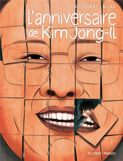 Couverture L'anniversaire de Kim Jong-il