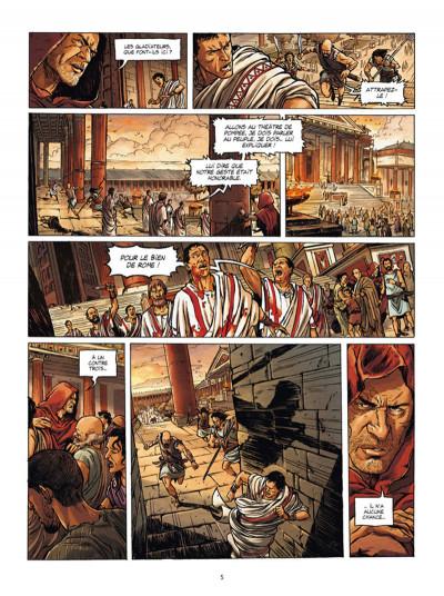 Page 3 L'Homme de l'année tome 8 - -44