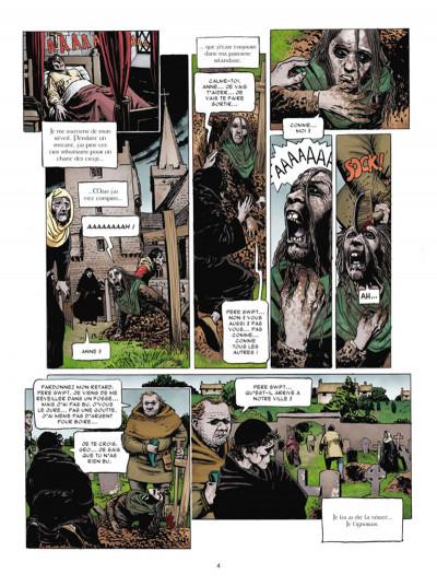 Page 2 Nous, les morts tome 1