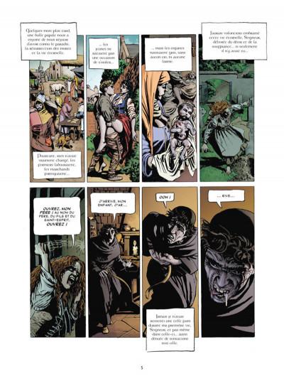 Page 3 Nous, les morts tome 1
